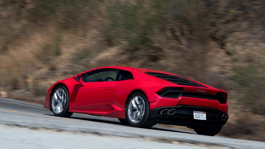 Lamborghini de 2016'da satış rekoru kırdı