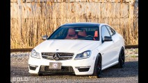 SR Auto Group Mercedes-Benz C63 AMG