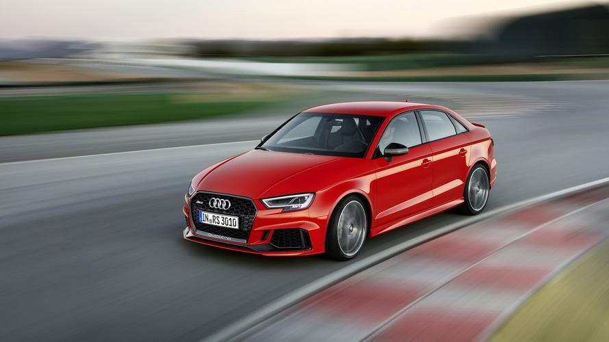 Audi - Les modèles RS passent en moyenne 8000 km sur le Nürburgring
