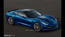 Chevrolet Corvette Stingray ZR1 Concept