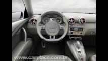 Audi A1 Sportback Concept - Versão de entrada ganha carroceria com 4 portas