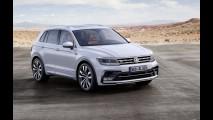 2016 Volkswagen Tiguan Frankfurt'ta Tanıtıldı