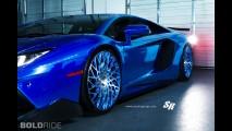 SR Auto Group Lamborghini Aventador Electric Blue