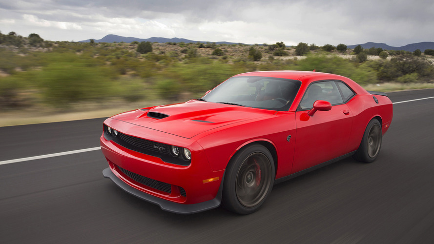 FCA Recalls Challenger, Charger Hellcat For Catastrophic Oil Loss