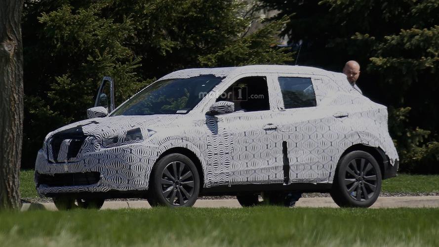 Spy photos indicate Nissan Kicks could come to U.S.