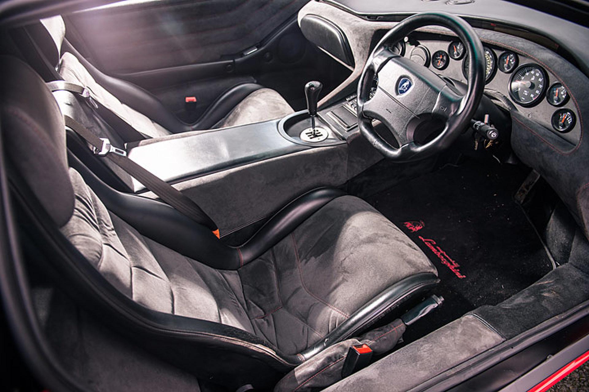 Meet the Last Lamborghini Diablo SV Ever Built
