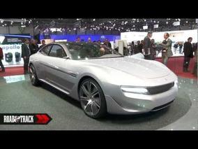 Pininfarina Cambiano Concept @ 2012 Geneva Auto Show
