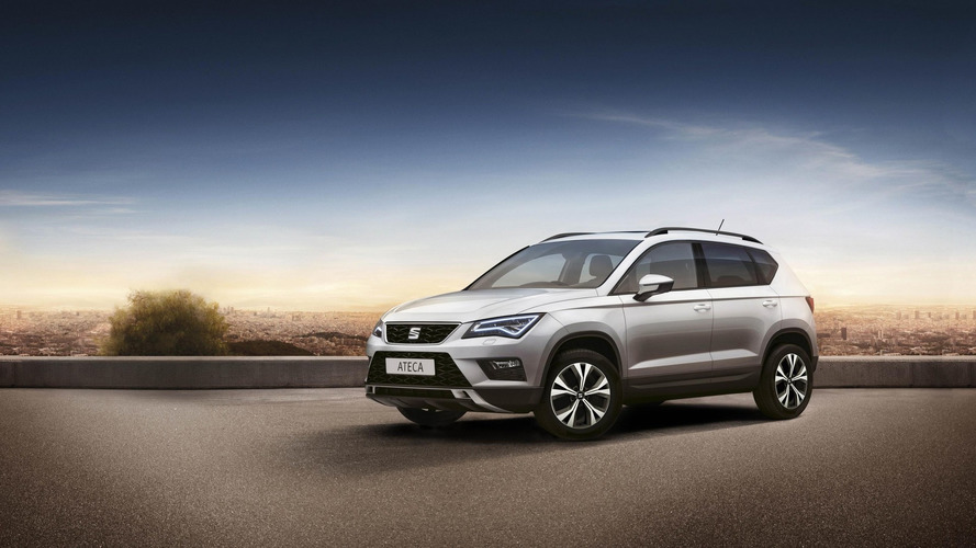 SEAT Ateca First Edition starts at £21,995 in U.K.