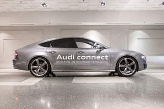 Look Out Google: Audi Gets California Autonomous Driving Permit [w/Video]