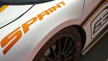 McLaren 570S Sprint Teaser