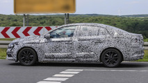 2016 Renault Fluence spy photo