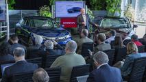 Honda Clarity Electric & Clarity Plug-In Hybrid announcement