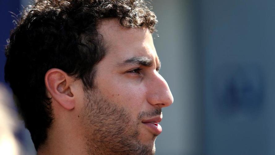 Red Bull fracas just 'frustration' - Ricciardo