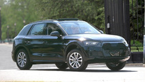 Audi cleverly hides 2017 Q5 design with body-colored camo in latest spy pics