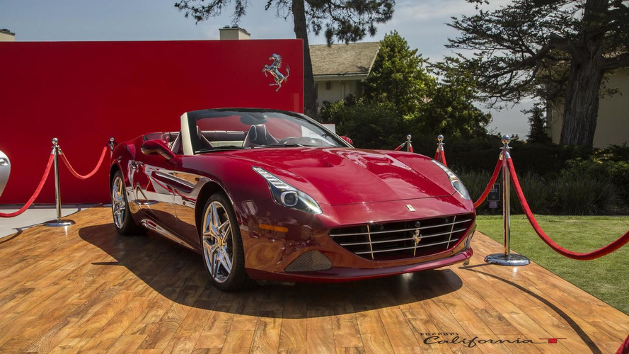 Ferrari's Tailor Made division shows off special California T