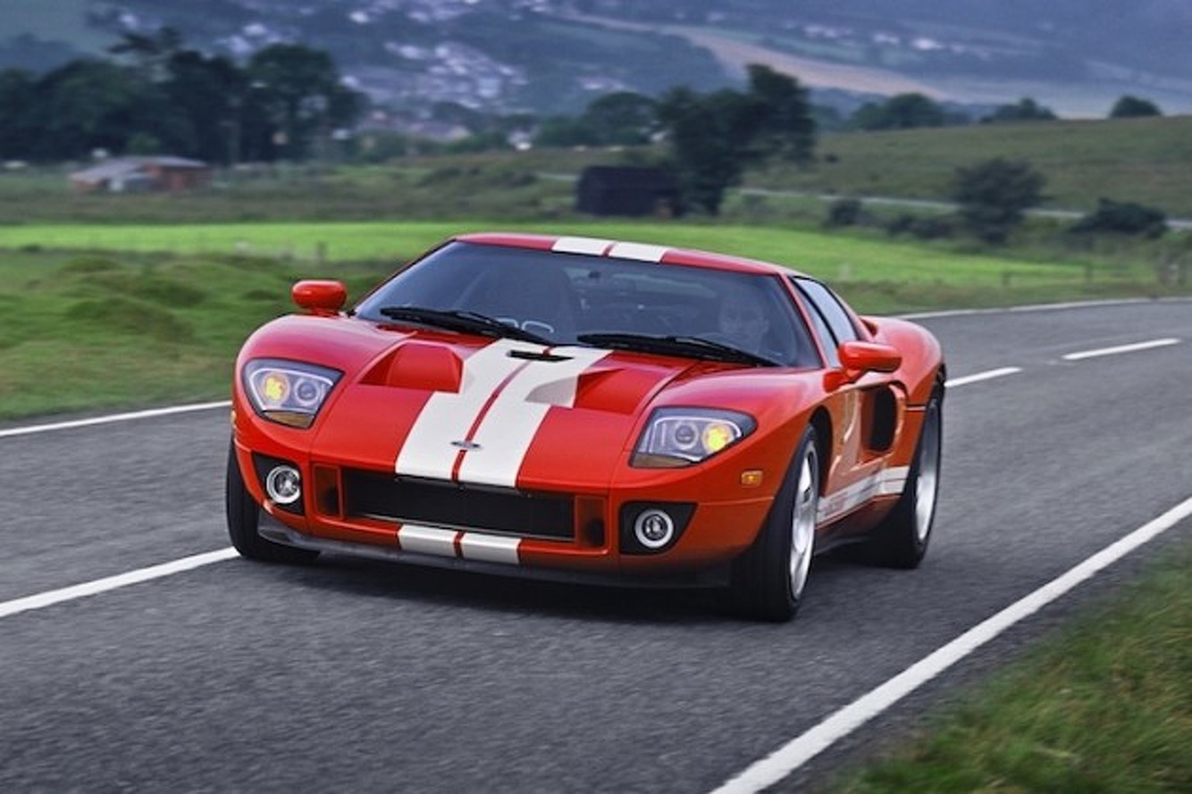 Ford Needs a New GT Supercar, And Here's Why