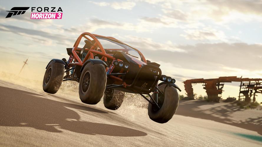 Jouez déjà à Forza Horizon 3 !