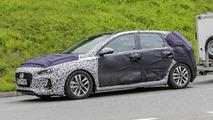 2017 Hyundai i30 spy photo