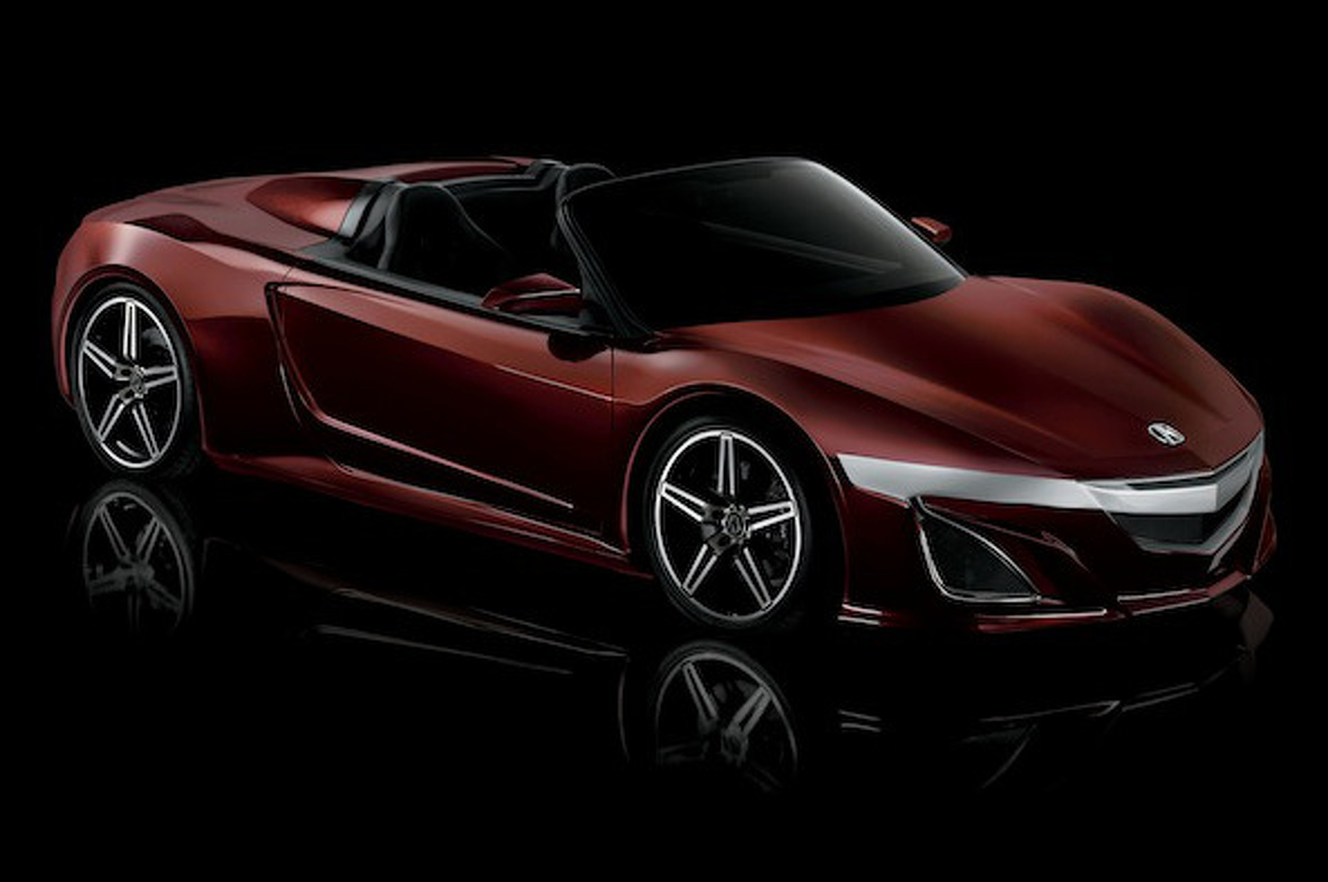 Acura NSX Roadster Already in the Works