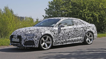 Audi RS5 Spy Photos