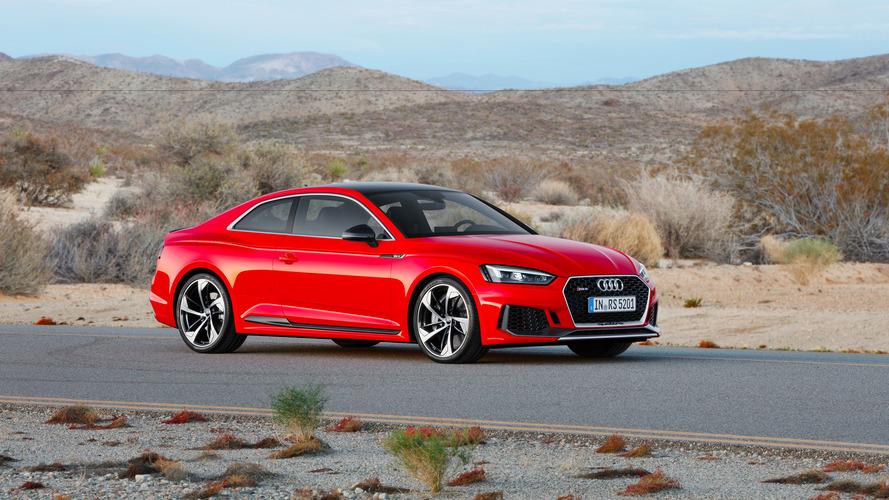 La nouvelle Audi RS 5 est maintenant disponible à la commande