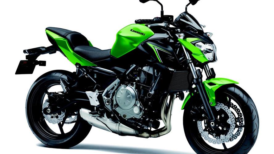 Nova Kawasaki Z650 estreia no Brasil com preço de R$ 32.990