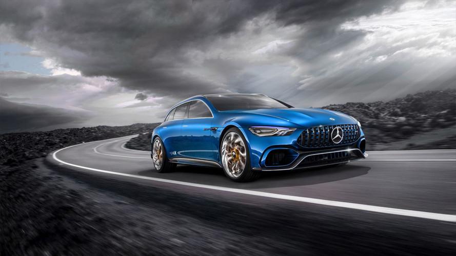 Mercedes bir AMG GT Concept Wagon üretmeli mi?