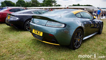 Aston Martin Vantage N430 and DBS at 2017 Goodwood Festival of Speed