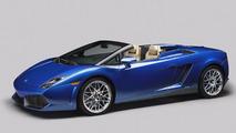 Lamborghini Gallardo LP550-2 Spyder 2012