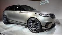 2018 Land Rover Range Rover Velar: Live
