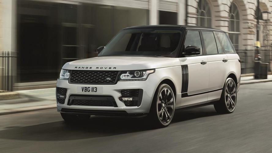Range Rover con el paquete SVO, más deportivo y atractivo