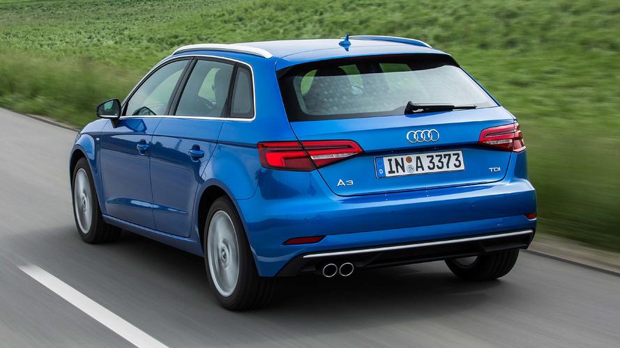 Audi A3 – 2019-ben érkezhet az ötajtós liftback változat
