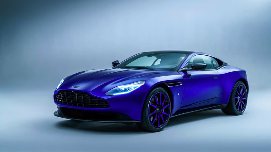 Q by Aston Martin - Genève 2017