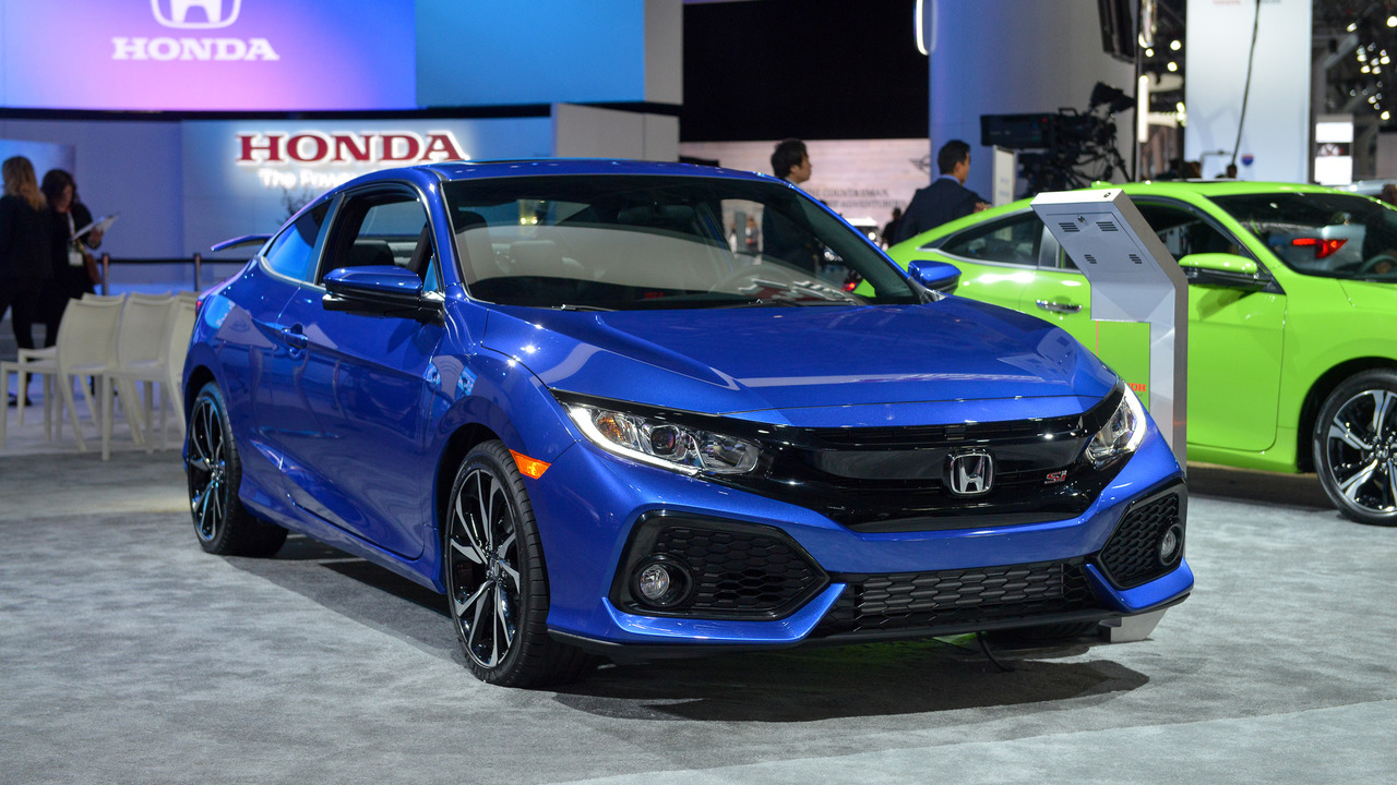 2017 honda civic si on sale now priced under 29k. Black Bedroom Furniture Sets. Home Design Ideas