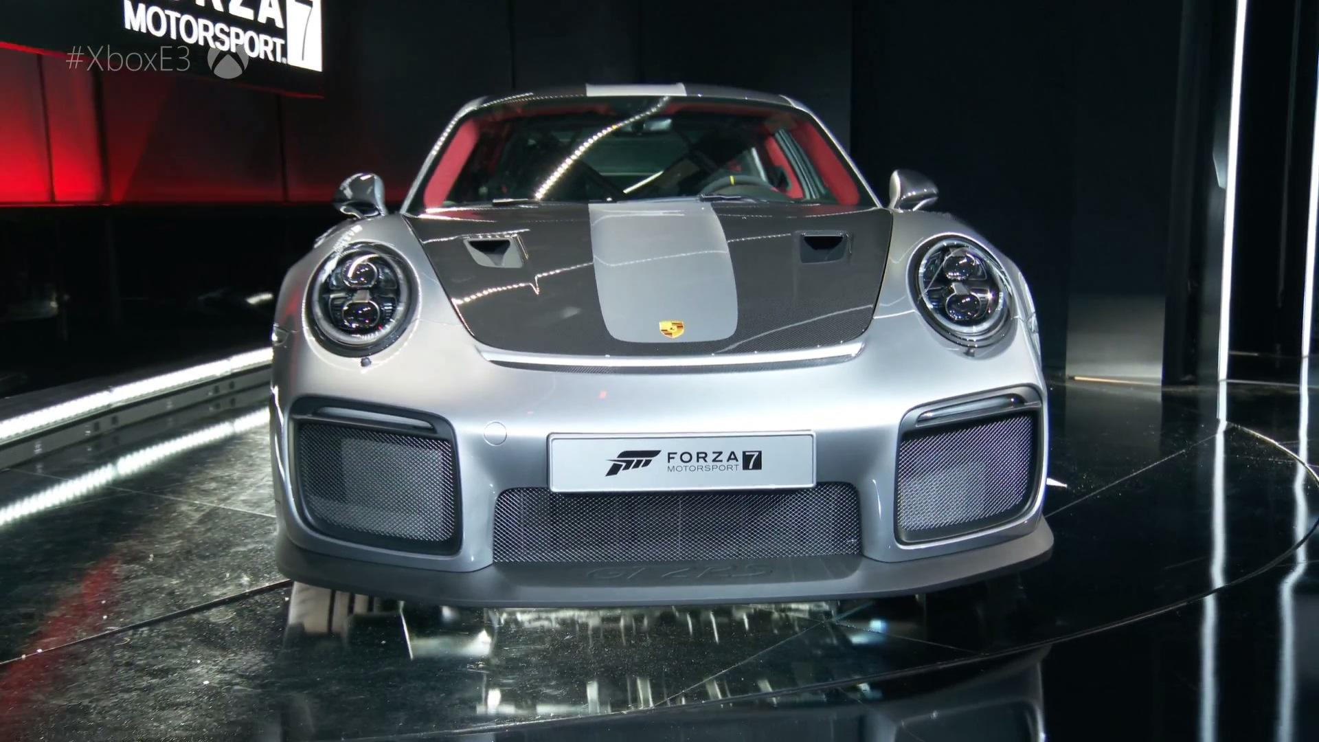 2018-porsche-911-gt2-rs-at-e3 Breathtaking How Many Porsche 911 Gt2 Were Made Cars Trend