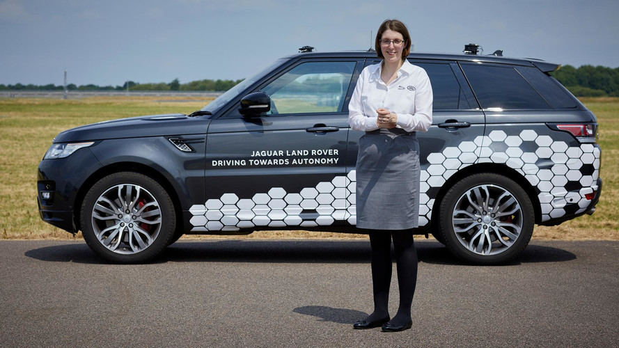 Land Rover To Demonstrate First Fully Autonomous Car