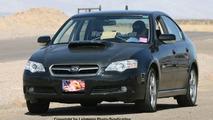 Subaru Turbo Spy Photo