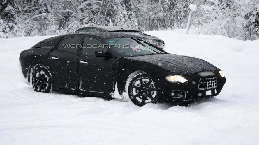 2013 Maserati Ghibli details emerge, to debut in April
