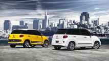 2014 Fiat 500L Lounge and Trekking