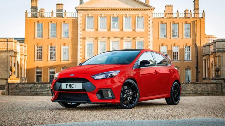 Enyhe hibrid rendszerrel és 400 lóerő fölötti teljesítménnyel jöhet az új Ford Focus RS