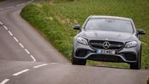 2017 Mercedes-AMG E63 S sedan