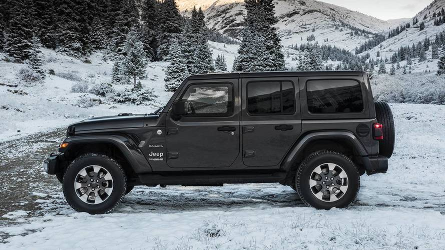 jeep wrangler plug in hybrid confirmed for 2020 model year. Black Bedroom Furniture Sets. Home Design Ideas