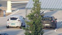 2012 Volvo V30 spied  - 11.11.2011
