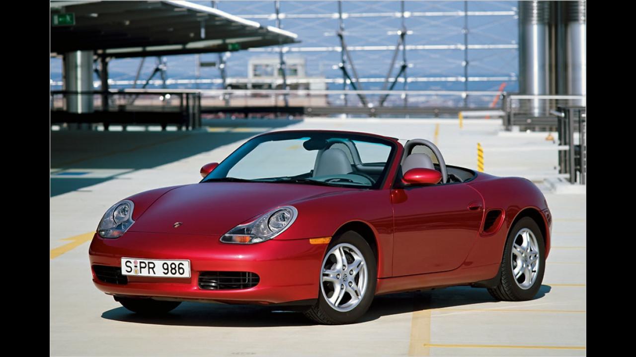 Porsche Boxster (1996)