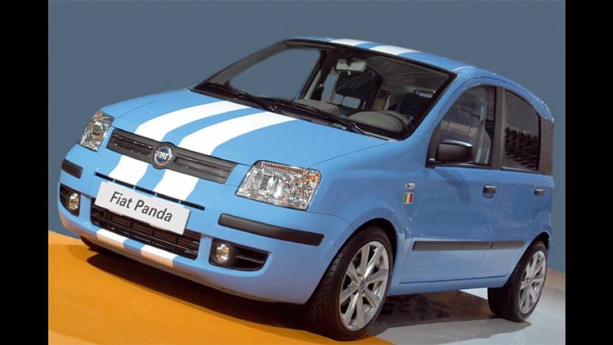 Fiat Panda Imola: Sondermodell mit 1.200 Euro Preisvorteil