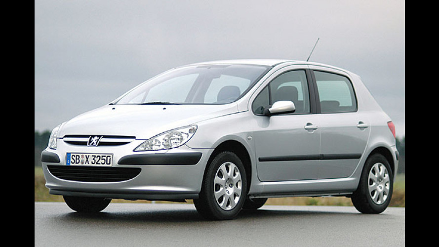 Peugeot 307 Grand Filou Cool: Kühl kalkuliertes Schlitzohr