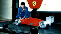 Ferrari wind tunnel
