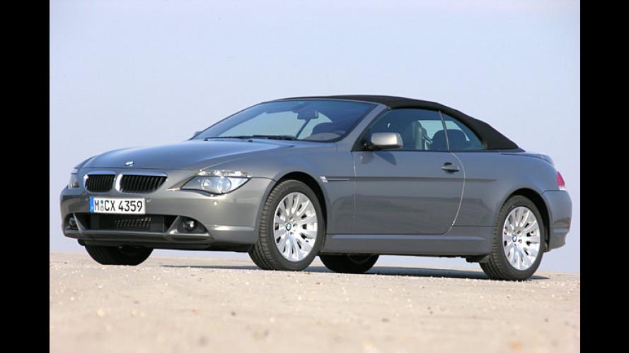 Offen für viel Vergnügen: Das BMW 630i Cabriolet im Test