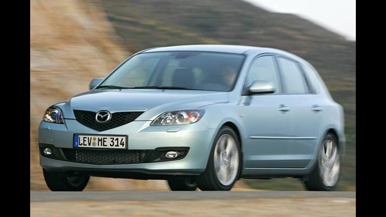 Mazda 3 Sport 1.6 CD RPF
