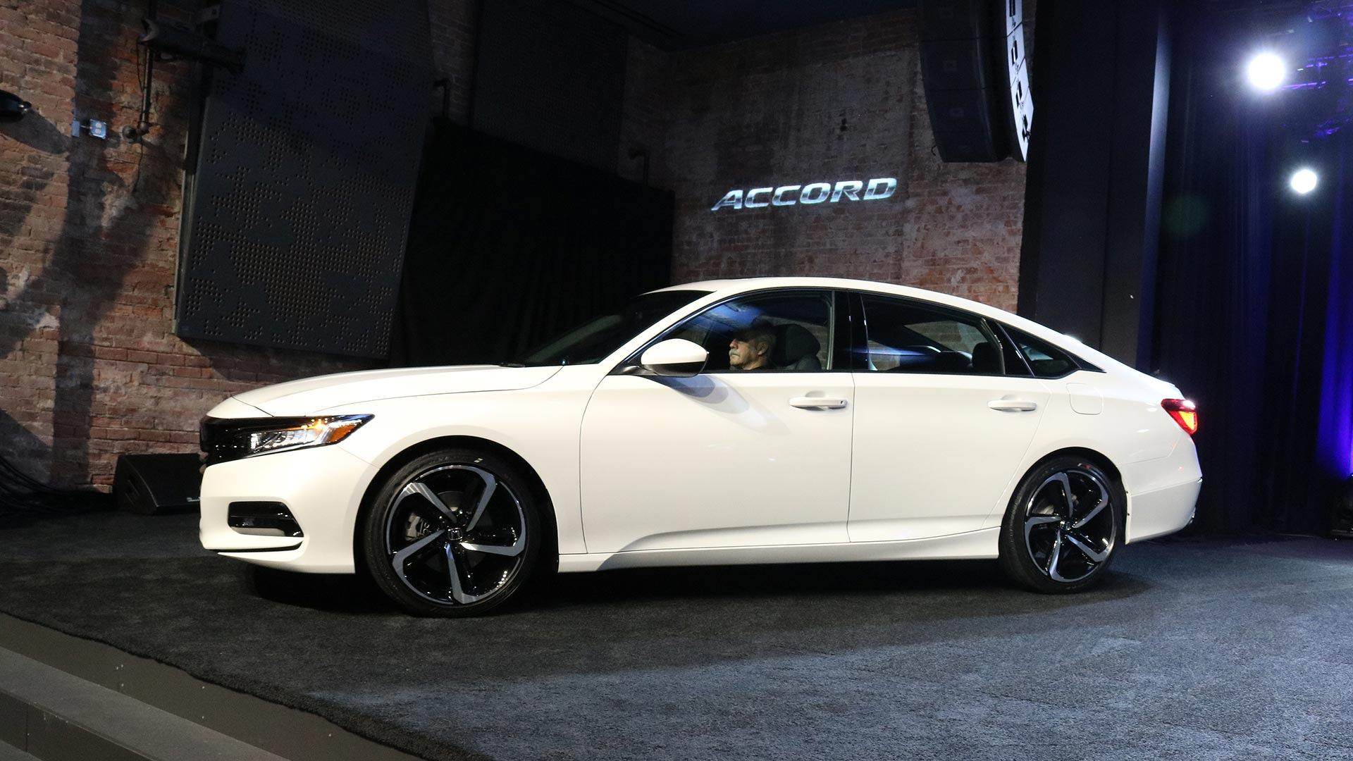 6 more things to know about the 2018 honda accord for New honda accord 2018